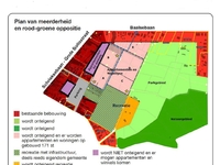 Plan van meerderheid en rood-groene oppositie.